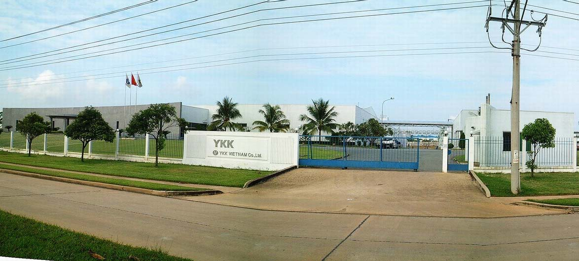 YKK Factory Project